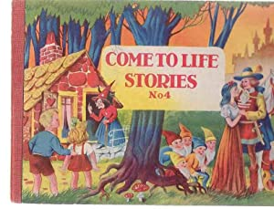 Come To Life Stories No.4