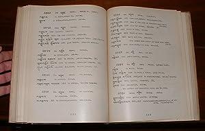 Tibetan Word Book: Gould, Basil (Sir) & Hugh Richardson; with a Foreword by Sir Aurel Stein
