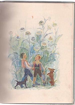 Sing Sang furs Kleine Volk. Eine Sammlung von Kinderliedern.: Blech, Leo