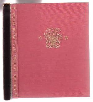 Sixteen Letters from Oscar Wilde: Wilde, Oscar; edited