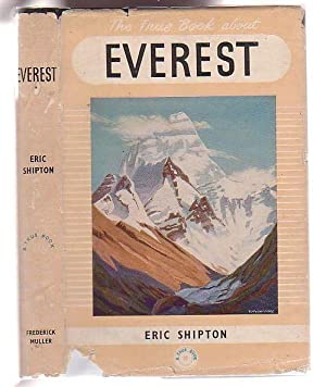 The True Book About Everest: Shipton, Eric