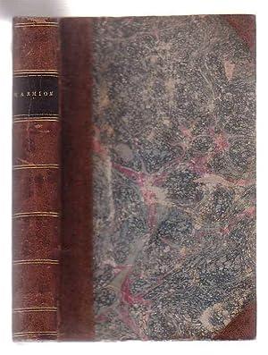 Marmion; A Tale of Flodden Field.: Scott, Walter (Esq.)