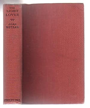 The Light Lover: Butler, Joan