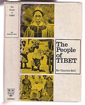 The People of Tibet: Bell, Charles (Sir)