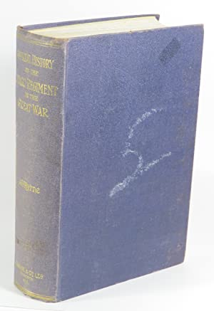 Official History of the Otago Regiment, N.: Byrne, A. E.