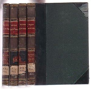Modern Painters. Four Volumes.: Ruskin, John