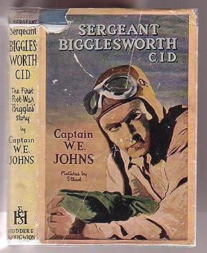Sergeant Bigglesworth C.I.D.: Johns, W. E. (Captain)