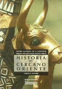 HISTORIA DEL CERCANO ORIENTE: Carlos G. Wagner