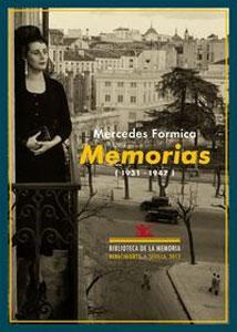 MEMORIAS (1931-1947): Mercedes Formica
