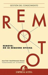 REMOTO: NO SE REQUIERE OFICINA: David Heinemeier Hansson;