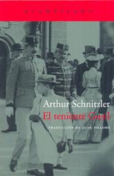 EL TENIENTE GUSTL: Arthur Schnitzler