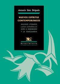NUEVOS ESPIRITUS CONTEMPORANEOS: Antonio Sáez Delgado
