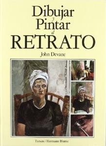 DIBUJAR Y PINTAR EL RETRATO: John Devane