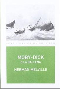 MOBY-DICK O LA BALLENA: Herman Melville