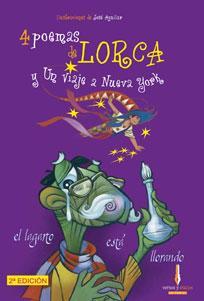 4 POEMAS DE LORCA Y UN VIAJE A NUEVA YORK: Federico García Lorca