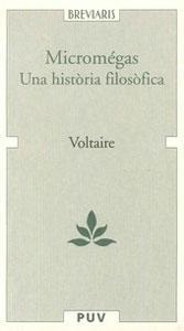MICROMÉGAS. UNA HISTORIA FILOSOFICA: Voltaire