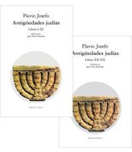 ANTIGÜEDADES JUDIAS (2 Vol.): Josefo, Flavio