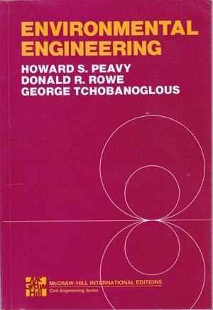 Environmental Engineering.: Peavy, Howard S.,