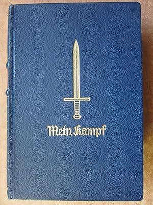 Mein kampf, luxury edition 1939: Adolf Hitler