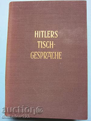 Hitler's table discussion: Gerhard Ritter
