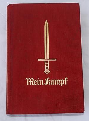 Mein Kampf, Jubilee edition 1939 Beamtenausgabe