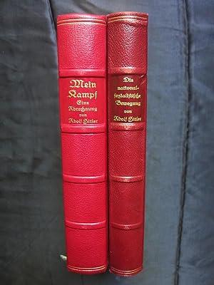 Mein Kampf first edition (1926 & 1927): Adolf Hitler