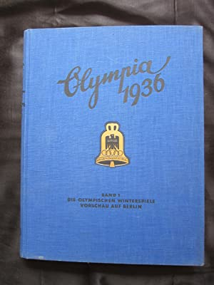 Olympic games, Berlin 1936
