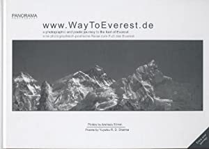 www.WayToEverest.de. A photographic and poetic journey to the foot of the Everest. Eine photograp...