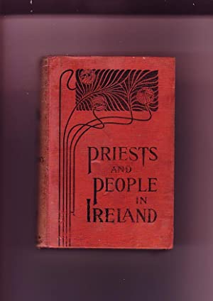 Priests and People in Ireland.: Mc.Carthy Michael J.F.