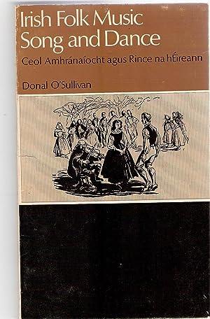 Irish Folk Music and Song - Irish: O'Sullivan Donal