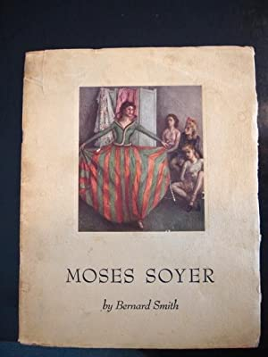 MOSES SOYER.: Smith, Bernard