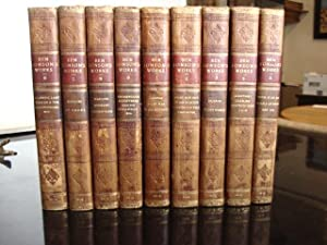 THE WORKS OF BEN JONSON, In Nine Volumes. With Notes Critical and Explanatory, and a Biographical ...