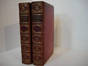 THE WORKS OF BEAUMONT AND FLETCHER. With an Introduction by George Darley. In Two Volumes: Beaumont...