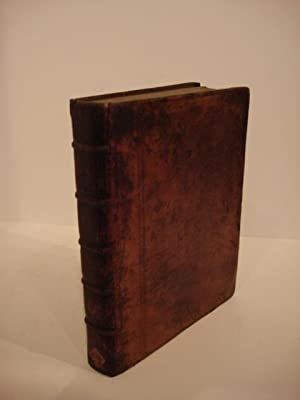 CODEX CANONUM ECCLESIAE PRIMITIVAE VINDICATUS AC ILLUSTRATUS.: Beveridge, William