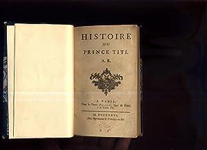 HISTOIRE DU PRINCE TITI. A. R.: Saint-Hyacinthe, Themiseul de