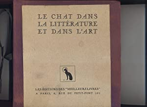 LE CHAT DANS LA LITTERATURE ET DANS: Conan-Fallex, Jaqueline.