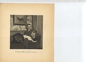 LE CHAT DANS LA LITTERATURE ET DANS L'ART. Deuxieme Edition: Conan-Fallex, Jaqueline