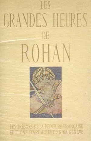 GRANDES HEURES DE ROHAN XV, Les.: Porcher, Jean, text