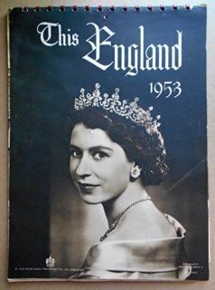 THIS ENGLAND 1953: Galloway, Ewing (1881-1953),