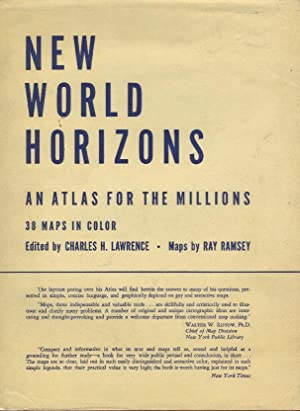 NEW WORLD HORIZONS: Geography for the Air Age, 10th Edition.