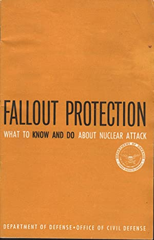 FALLOUT PROTECTIONS: What to Know and Do about Nuclear Attack.