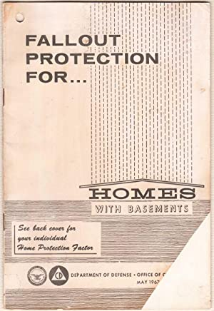 FALLOUT PROTECTION FOR HOMES WITH BASEMENTS: Johnson, Lyndon.