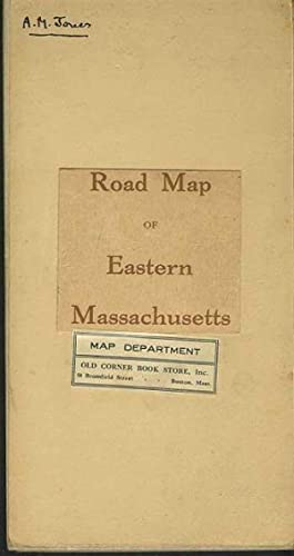 EASTERN MASSACHUSETTS, Automobile Map No. 11