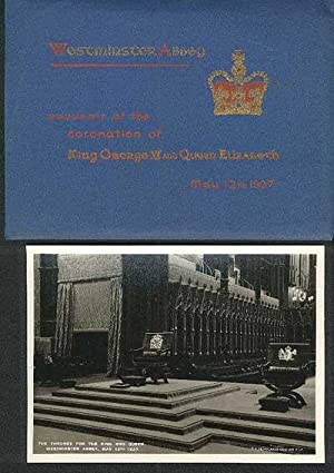 Souvenir of the coronation of King George: Howgrave-Graham, R.P and