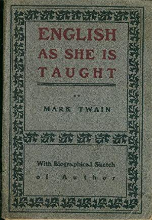 biographical information about mark twain Shmoop guide to mark twain facts smart, fresh mark twain facts written by phds and masters from stanford, harvard, berkeley.