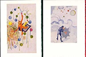 Gesammelte Marchen mit Aquarellen von Alfred Thon (Complete tales with watercolors of Alfred Thon...