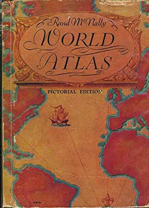 Rand McNally World Atlas. Pictorial Edition.