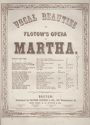 M'APPARI TUTT' AMOR (Ah! So Pure). Vocal: Flowtow, Friedrich von