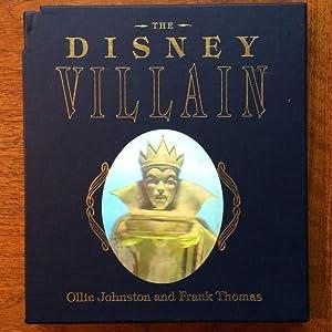 The Disney Villain: Johnston, Ollie