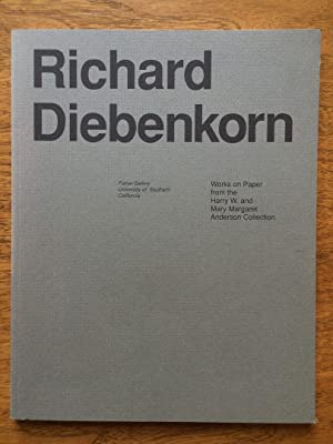 Richard Diebenkorn: Works on Paper from the Harry W. and Mary Margaret Anderson Collection